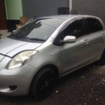 Yaris Type E 2007 Manual