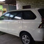 Avanza Type G Luxury Manual 2012