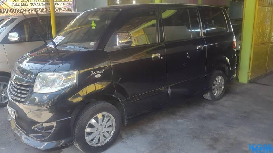 APV Luxury Type SGX Manual 2010 | Krisna Gemilang Mobilindo