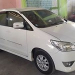 Innova Type G luxury 2012 Matic