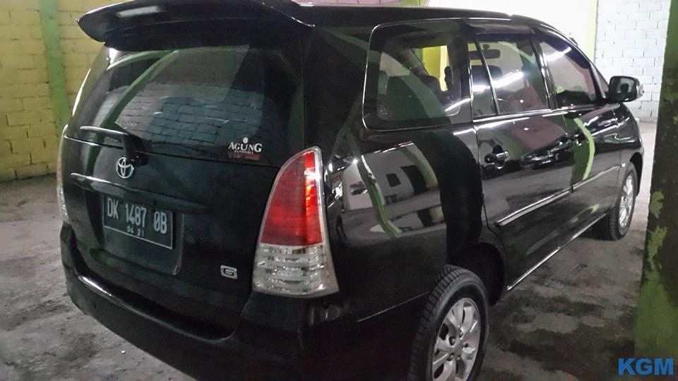 Innova Type G 2010 Manual Asli Bali