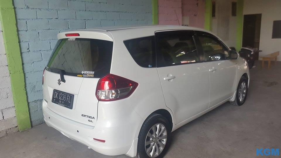 Ertiga Type GL 2012 Manual