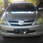 Innova Type G 2005 Manual Asli Bali