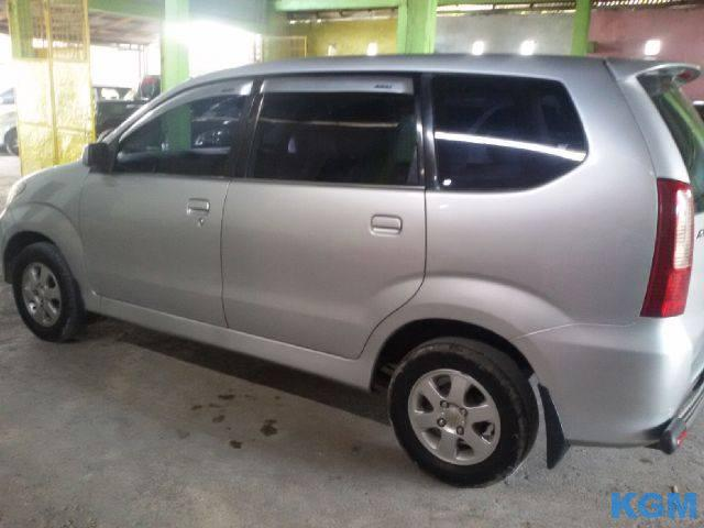 Toyota Avanza Type G 2004 Manual