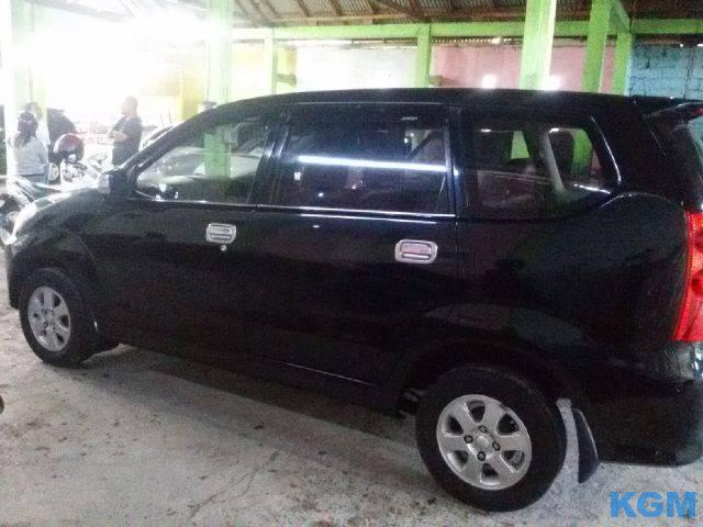 Avanza Type G 2004 Manual Hitam