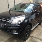 Terios TX 2010 Manual Asli Badung