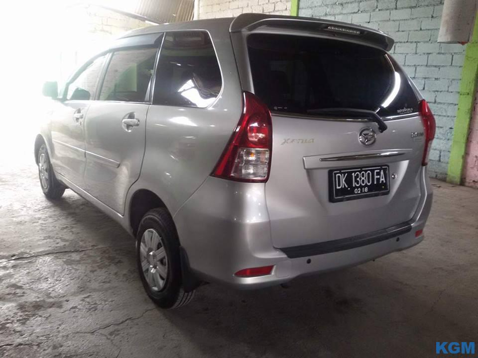 All New Xenia M Deluxe Manual 2013 Asli Bali