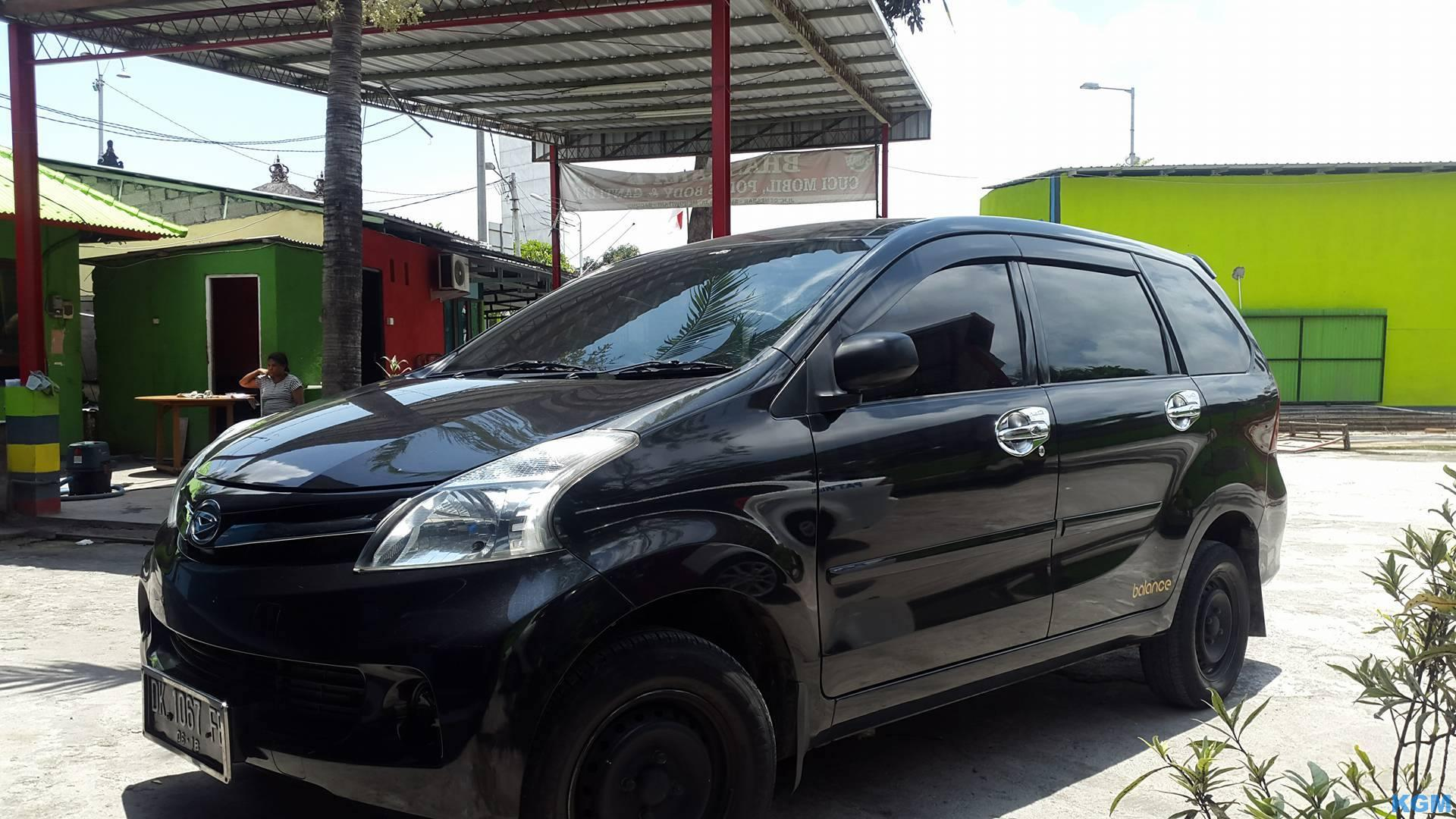 Xenia Type X Manual 2013 Asli Badung