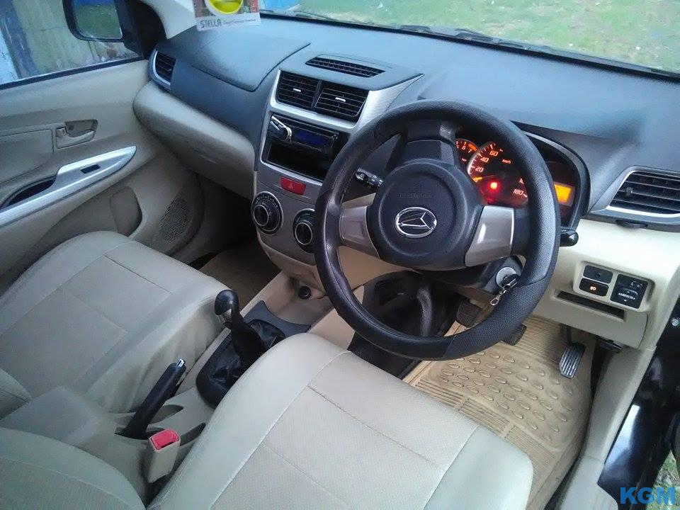 Xenia R 2014 Manual 1300cc