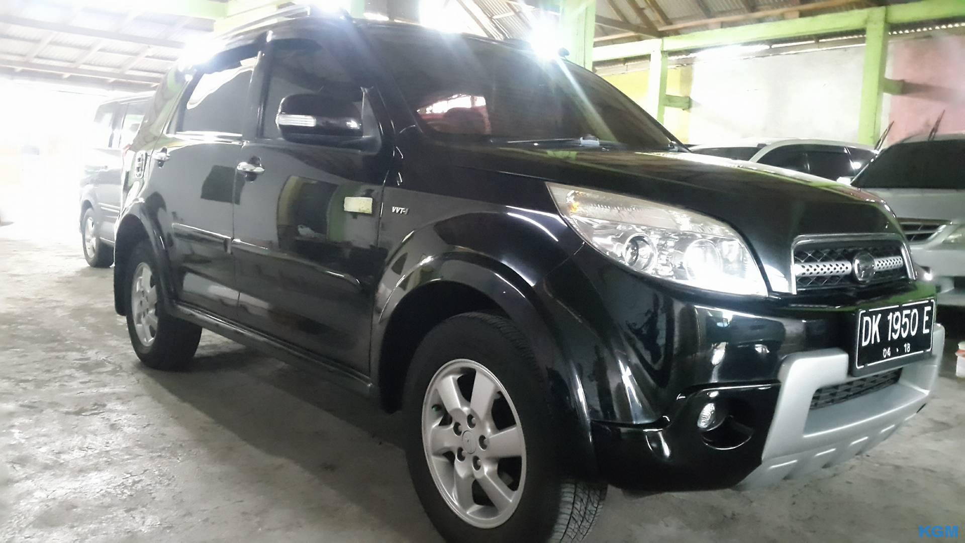 Terios TX Adventure 2007 Matic Asli Bali